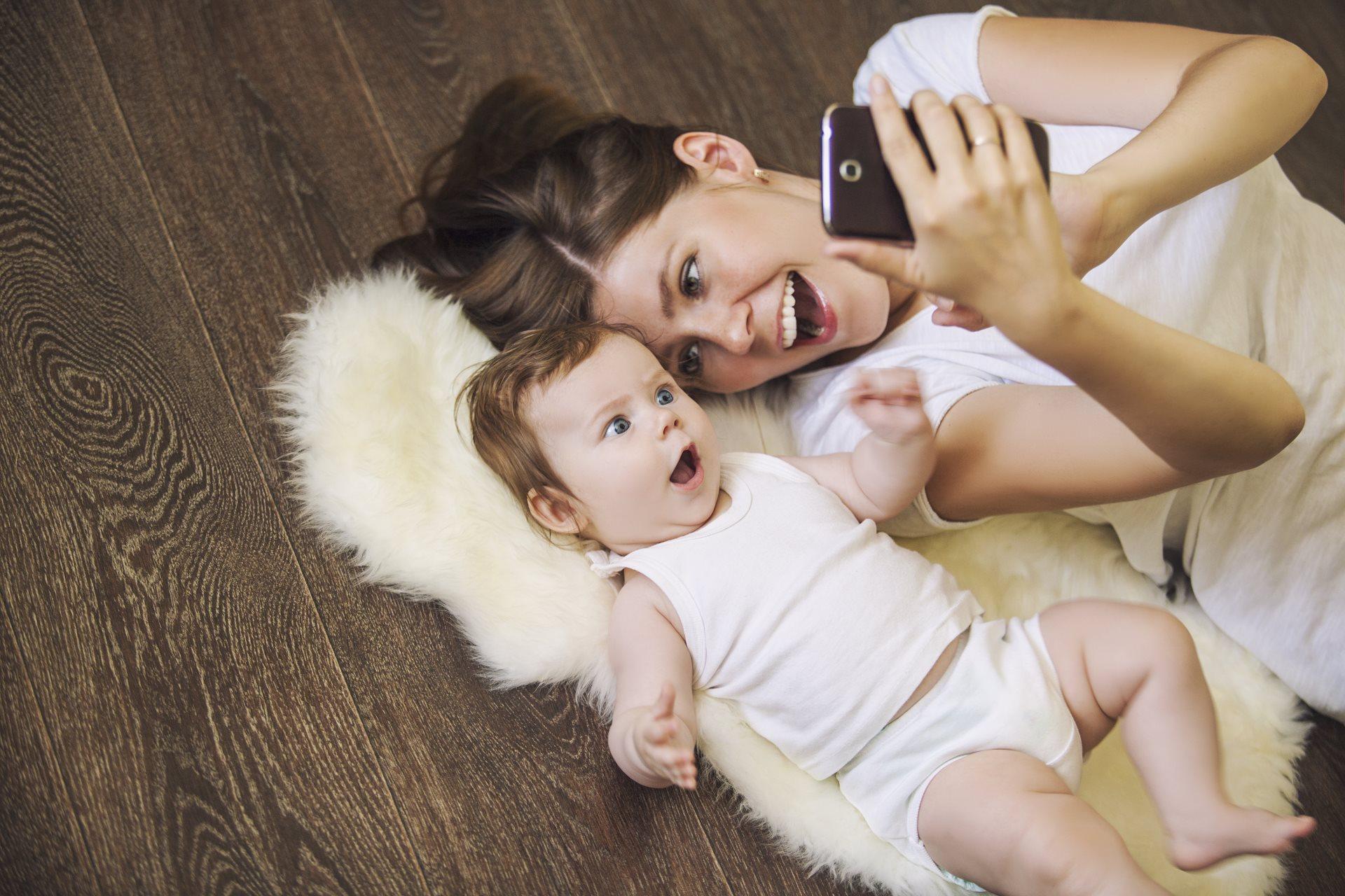 mame prikazuju samo lepu stranu roditeljstva_294276563