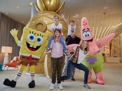 Nickelodeon Hotels & Resorts Riviera Maya Lobby 1