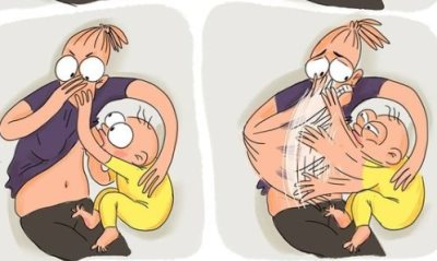 ilustracije majcinstvo